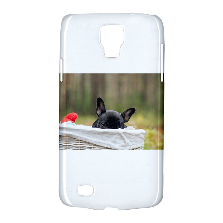 French Bulldog Peeking Puppy Galaxy S4 Active