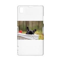 French Bulldog Peeking Puppy Sony Xperia Z1