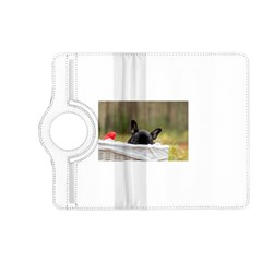French Bulldog Peeking Puppy Kindle Fire HD (2013) Flip 360 Case