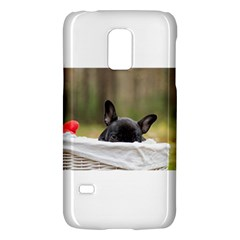 French Bulldog Peeking Puppy Galaxy S5 Mini