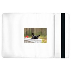 French Bulldog Peeking Puppy iPad Air 2 Flip