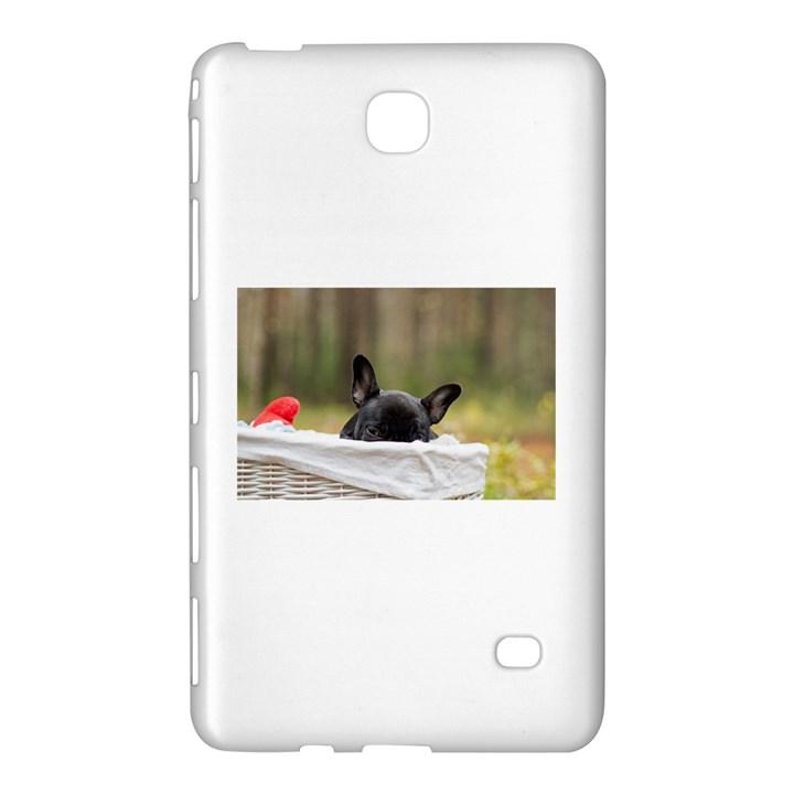 French Bulldog Peeking Puppy Samsung Galaxy Tab 4 (8 ) Hardshell Case