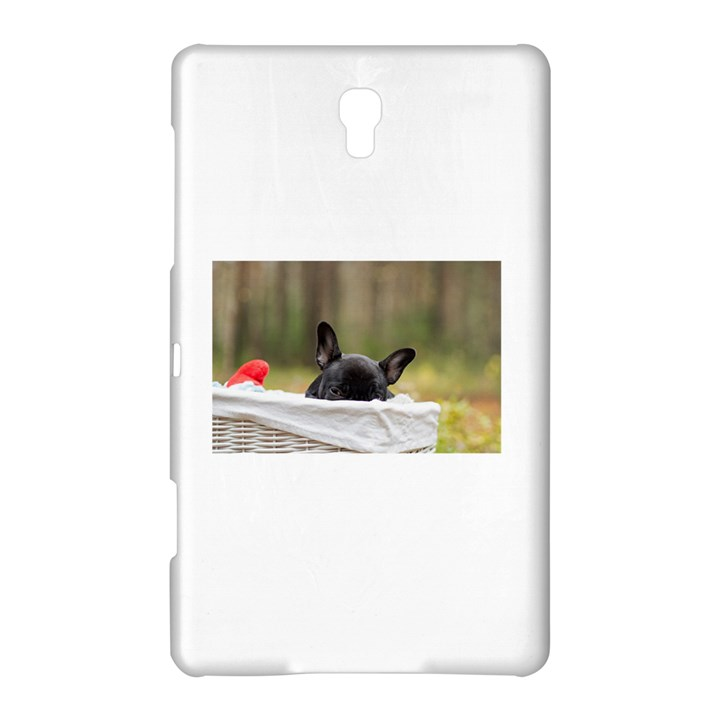 French Bulldog Peeking Puppy Samsung Galaxy Tab S (8.4 ) Hardshell Case