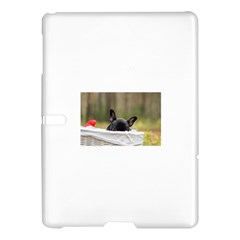 French Bulldog Peeking Puppy Samsung Galaxy Tab S (10.5 ) Hardshell Case