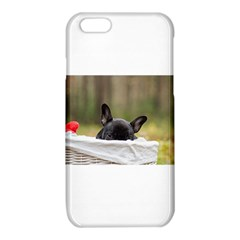 French Bulldog Peeking Puppy iPhone 6/6S TPU Case