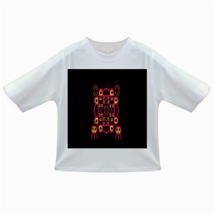 Alphabet Shirt Infant/Toddler T-Shirts