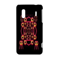 Alphabet Shirt HTC Evo Design 4G/ Hero S Hardshell Case