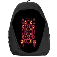 Alphabet Shirt Backpack Bag