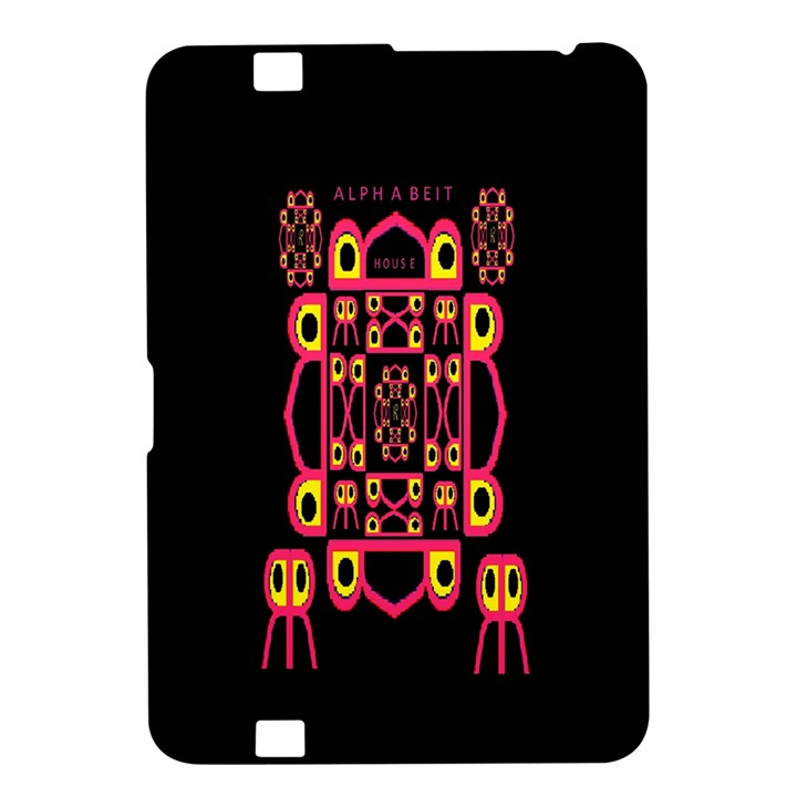 Alphabet Shirt Kindle Fire HD 8.9