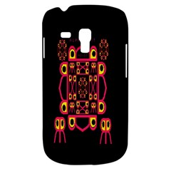 Alphabet Shirt Samsung Galaxy S3 Mini I8190 Hardshell Case