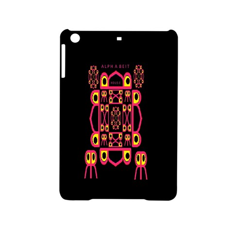 Alphabet Shirt iPad Mini 2 Hardshell Cases
