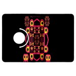 Alphabet Shirt Kindle Fire HDX Flip 360 Case Front