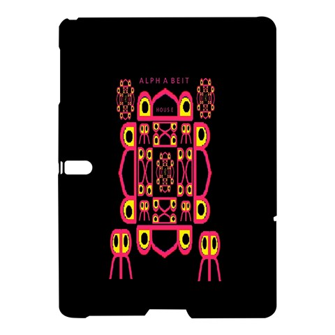 Alphabet Shirt Samsung Galaxy Tab S (10.5 ) Hardshell Case