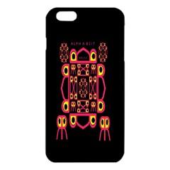 Alphabet Shirt Iphone 6 Plus/6s Plus Tpu Case