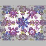 Stylized Floral Ornate Pattern Mini Canvas 6  x 4  6  x 4  x 0.875  Stretched Canvas
