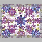 Stylized Floral Ornate Pattern Canvas 16  x 12  16  x 12  x 0.875  Stretched Canvas