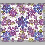 Stylized Floral Ornate Pattern Canvas 24  x 20  24  x 20  x 0.875  Stretched Canvas