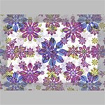 Stylized Floral Ornate Pattern Deluxe Canvas 18  x 12   18  x 12  x 1.5  Stretched Canvas