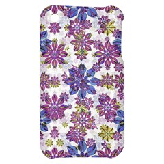 Stylized Floral Ornate Pattern Apple iPhone 3G/3GS Hardshell Case
