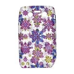 Stylized Floral Ornate Pattern Bold 9700