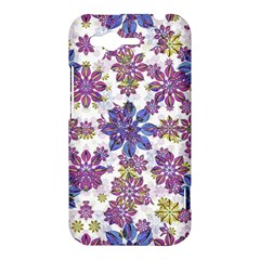 Stylized Floral Ornate Pattern HTC Rhyme