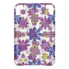 Stylized Floral Ornate Pattern Kindle 3 Keyboard 3G