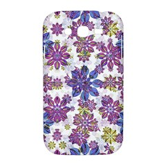 Stylized Floral Ornate Pattern Samsung Galaxy Grand DUOS I9082 Hardshell Case