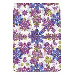 Stylized Floral Ornate Pattern Flap Covers (l)