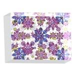 Stylized Floral Ornate Pattern 5 x 7  Acrylic Photo Blocks Front