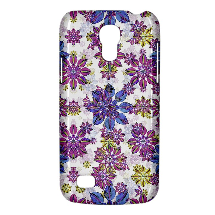 Stylized Floral Ornate Pattern Galaxy S4 Mini