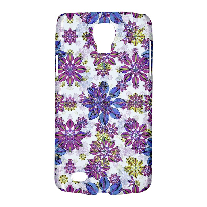 Stylized Floral Ornate Pattern Galaxy S4 Active