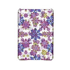 Stylized Floral Ornate Pattern iPad Mini 2 Hardshell Cases