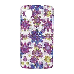 Stylized Floral Ornate Pattern LG Nexus 5