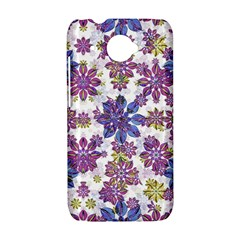 Stylized Floral Ornate Pattern HTC Desire 601 Hardshell Case