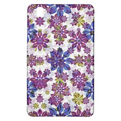 Stylized Floral Ornate Pattern Samsung Galaxy Tab Pro 8 4 Hardshell Case