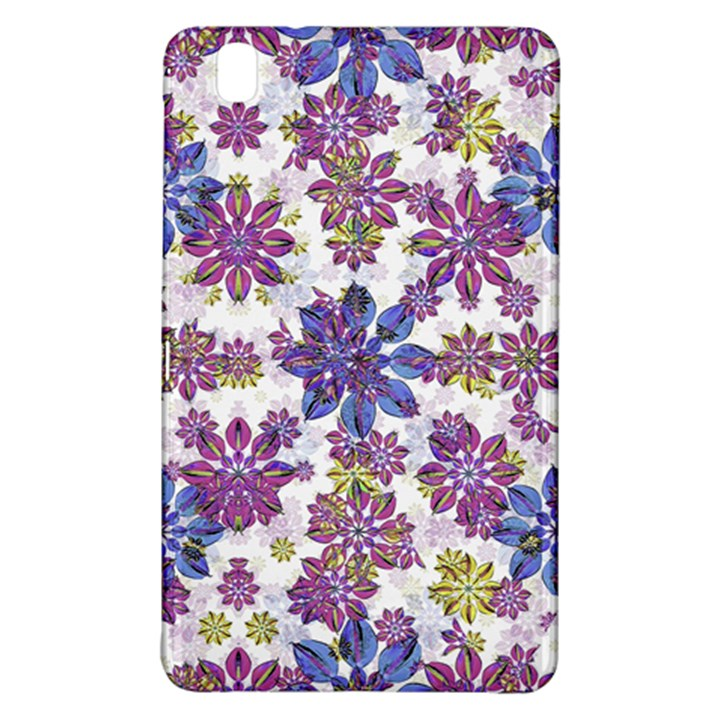 Stylized Floral Ornate Pattern Samsung Galaxy Tab Pro 8.4 Hardshell Case