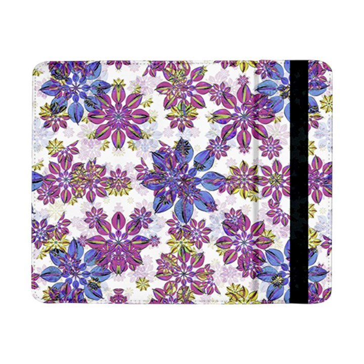 Stylized Floral Ornate Pattern Samsung Galaxy Tab Pro 8.4  Flip Case
