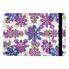 Stylized Floral Ornate Pattern Samsung Galaxy Tab Pro 10.1  Flip Case