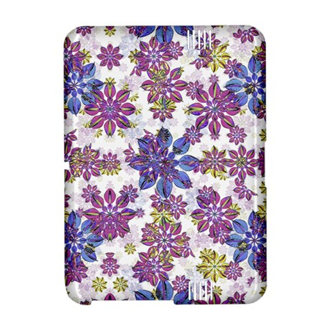 Stylized Floral Ornate Pattern Amazon Kindle Fire (2012) Hardshell Case