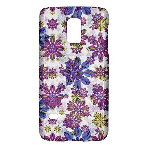 Stylized Floral Ornate Pattern Galaxy S5 Mini