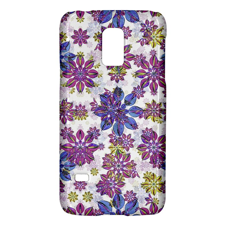 Stylized Floral Ornate Pattern Galaxy S5 Mini