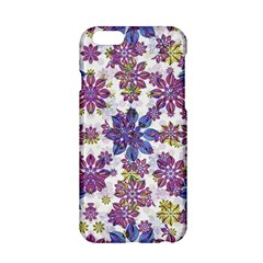Stylized Floral Ornate Pattern Apple Iphone 6/6s Hardshell Case