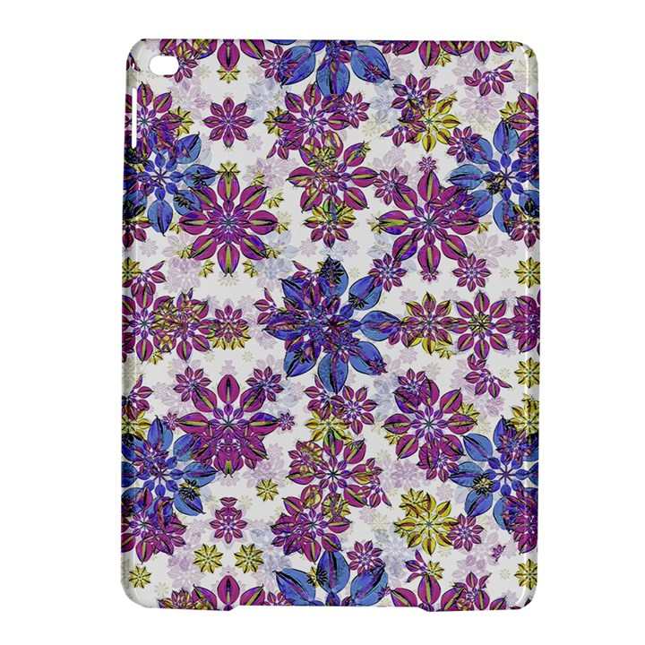 Stylized Floral Ornate Pattern iPad Air 2 Hardshell Cases