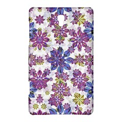 Stylized Floral Ornate Pattern Samsung Galaxy Tab S (8.4 ) Hardshell Case