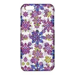 Stylized Floral Ornate Pattern iPhone 6/6S TPU Case