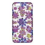 Stylized Floral Ornate Pattern iPhone 6/6S TPU Case Front