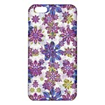 Stylized Floral Ornate Pattern iPhone 6 Plus/6S Plus TPU Case Front