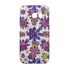 Stylized Floral Ornate Pattern Galaxy S6 Edge