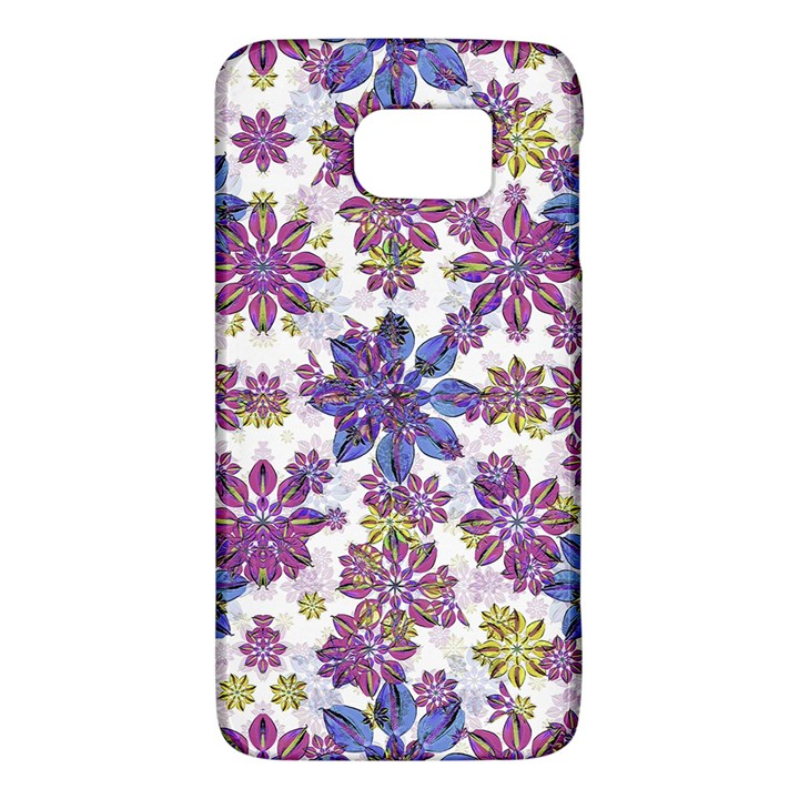 Stylized Floral Ornate Pattern Galaxy S6