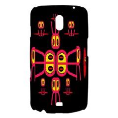 Alphabet Shirt R N R Samsung Galaxy Nexus i9250 Hardshell Case